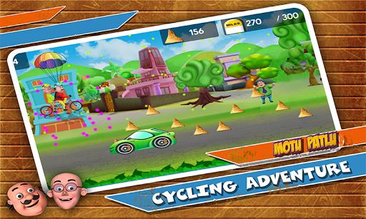 Motu Patlu Cycling Adventure 1.1.2 screenshots 6