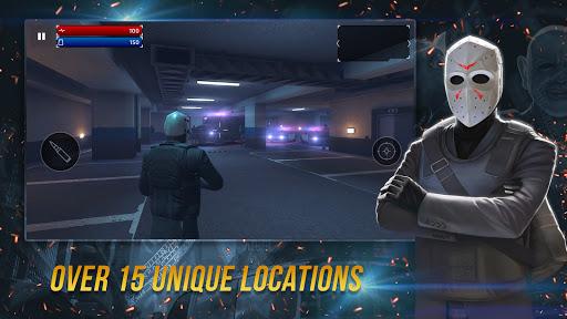 Armed Heist: TPS 3D Sniper shooting gun games  screenshots 11