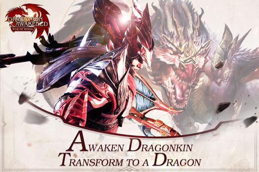War of Rings-Awaken Dragonkin apkdebit screenshots 14