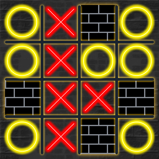 Tic Tac Toe XO - Block Puzzle 5 in a row