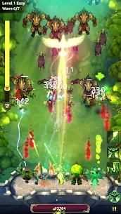 Knight War: Idle Defense MOD (Unlimited Money) 1