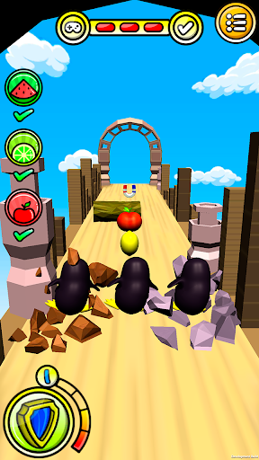 strange penguins screenshot 3