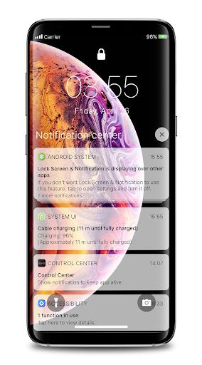Lock Screen & Notification iOS13 0.2.3 Screenshots 1
