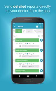 Diabetes:M - Management & Blood Sugar Tracker App screenshots 7