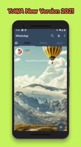 YO Whats plus Latest Version 2021 10 Screenshots 2