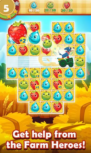 Farm Heroes Saga  screenshots 2