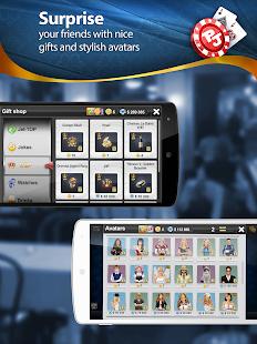 Poker Jet: Texas Holdem and Omaha 31.9 Screenshots 10
