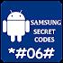 Secret Codes for Samsung Mobile