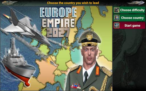 Europe Empire 2027 EE_2.5.2 screenshots 9