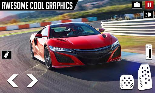 Civic Drifting and Driving Simulator Game  screenshots 6