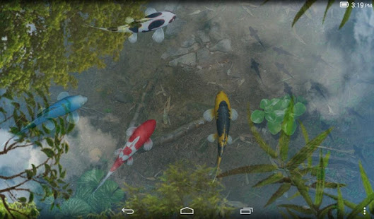 Water Garden Live Wallpaper 1.75 Screenshots 9