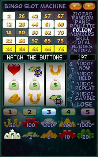 Bingo Slot Machine.  screenshots 3