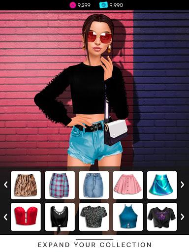 GLAMM'D - Fashion Dress Up Game 1.1.2 screenshots 13
