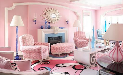 Pink Home Design : Princess Girly Room 1.6.8 screenshots 2