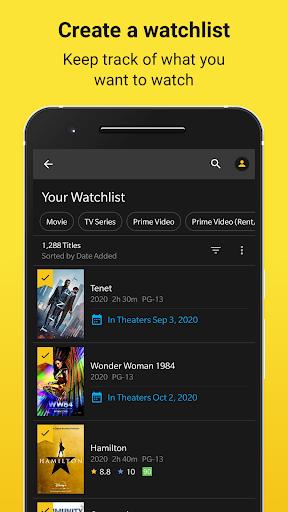 IMDb: Your guide to movies, TV shows, celebrities screenshots 5