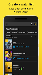 IMDb: Your guide to movies, TV shows, celebrities 8.3.2.10832020 Apk + Mod 5