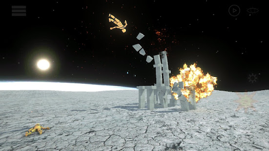 Destruction simulator: physics demolition sandbox 0.3.9 screenshots 3