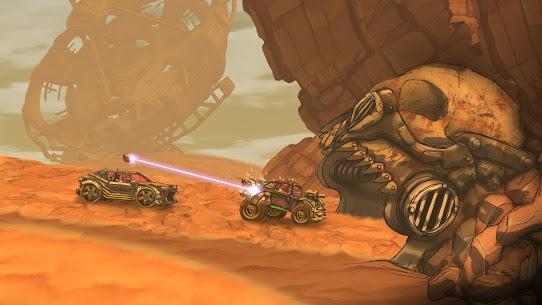 Road Warrior Mod Apk: Combat Racing (No Ads) Download 6
