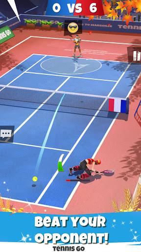 Tennis Go : World Tour 3D 0.11.2 screenshots 1