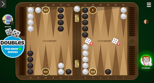 Backgammon Online - Board Game 103.1.39 screenshots 2