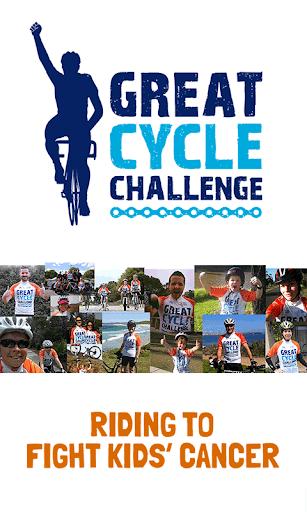 Great Cycle Challenge screenshot 1
