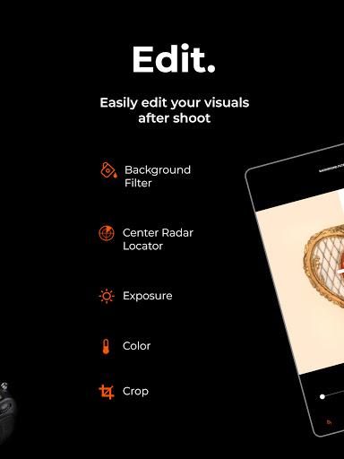 Foldio360 Product photography android2mod screenshots 19