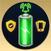 Charge full & safety alarm - Battery full Alarm