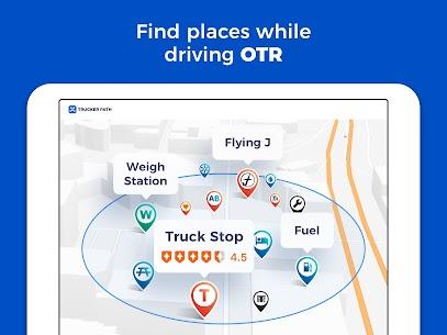 Trucker Path: Truck GPS Truck Stops Weigh Stations 10