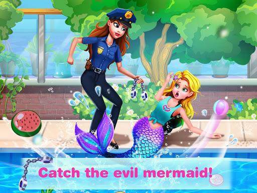 Mermaid Secrets30u2013Arrest Mermaid Princess 1.5 screenshots 1