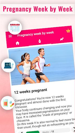 Pregnancy Calculator -Track Pregnancy Week by Week 23.6 Screenshots 7