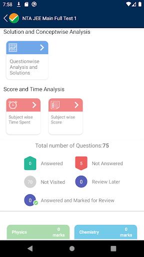 National Test Abhyas  Screenshots 7