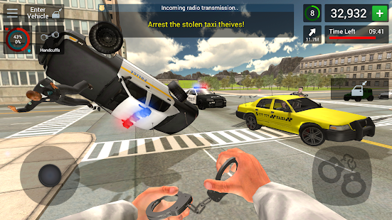 Cop Duty Police Car Simulator Screenshot