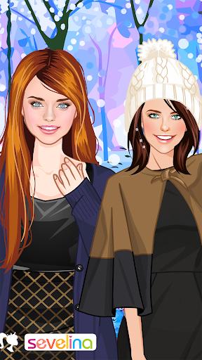 Autumn fashion game for girls 7.2 screenshots 23