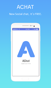 Achat – chat with koreans 1
