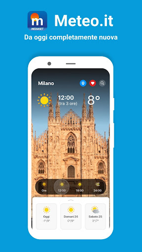 Meteo.it - Previsioni Meteo 4.1.4 Screenshots 1