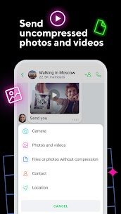 ICQ New Messenger App: Video Calls & Chat Rooms 5