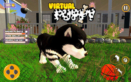 Virtual Pet Puppy 3D - Family Home Dog Care Game hack tool