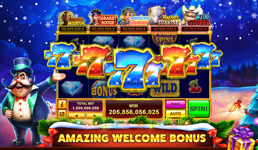 Caesars Casino: Free Slots Machines 3.86 screenshots 1