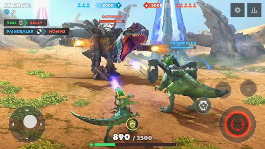 Dino Squad: TPS Dinosaur Shooter 3