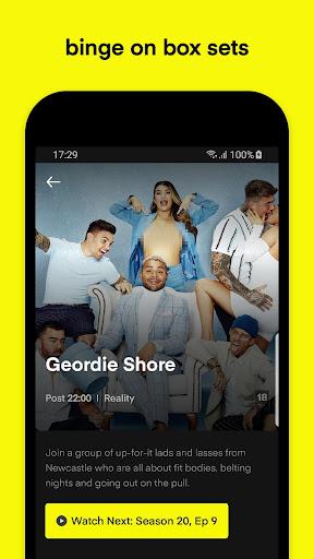 MTV Play - on demand reality tv screenshots 3