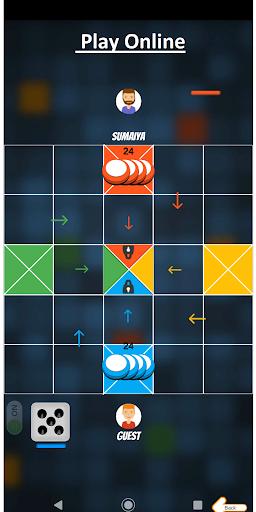Indian Ludo : Ashta Chama Free Dice Board Games ud83cudfb2  screenshots 4
