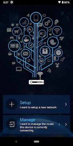 ASUS Router 1.0.0.5.76 screenshots 1