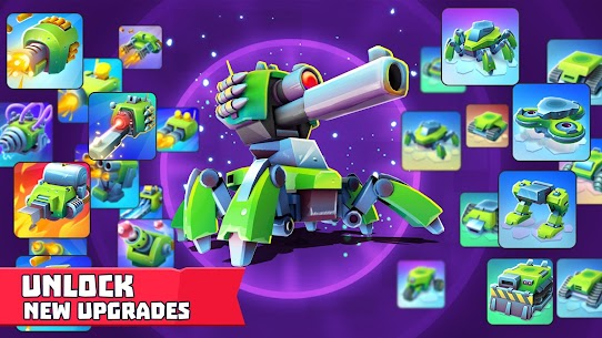 Tanks A Lot! – Realtime Multiplayer Battle Arena 2.93 Apk + Mod 4