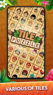 Tile Puzzle: Pair Match and Connect Game 2021 1.0.36.05 screenshots 1