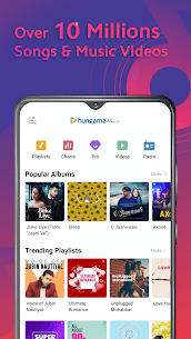 Mi Music player: Songs & Playlists 1
