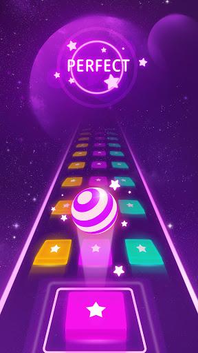 Color Dancing Hop - free music beat game 2021 1.0.22 screenshots 1