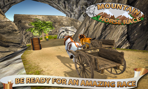 ultimate horse mountain race screenshot 3