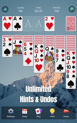 Solitaire - Classic Card Game, Klondike & Patience 1.0.0-21061246 screenshots 12
