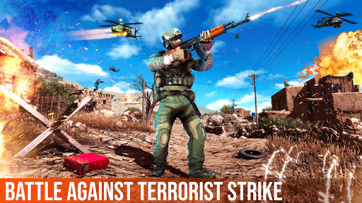 Gun Strike - squad battleground   commando mission  Screenshots 3