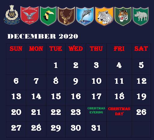 Calendar SSB Helpfully 7.9 Screenshots 1